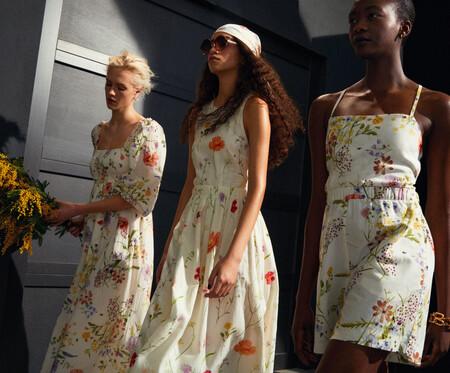 Las flores invaden (de manera real) la nueva colección de H&M con prendas perfectas para esta nueva temporada