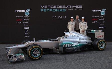 Ross Brawn confía en las posibilidades de Mercedes
