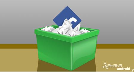 Cómo borrar la app de Facebook si tu móvil no te deja
