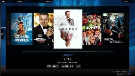 Qnap HD Station convierte tu NAS en un reproductor multimedia con navegador