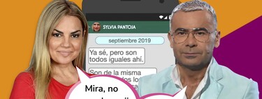 El auténtico motivo por el que Jorge Javier Vázquez bromea en 'Supervivientes 2021' sobre su amistad con Sylvia Pantoja: unos mensajes muy comprometidos