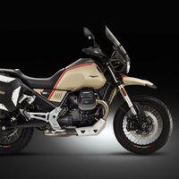 Moto Guzzi V85 TT Travel: más equipamiento para irse de aventura con esta trail para el carnet A2