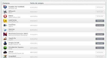 Lo siguiente a mejorar en la Mac App Store: la sección de aplicaciones compradas