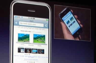 Habrá aplicaciones de terceros para el iPhone