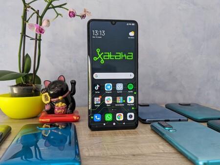 Moviles Xiaomi sin NFC