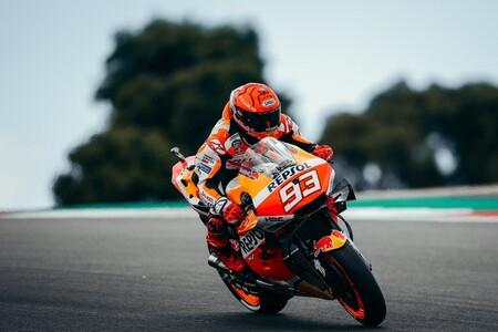 Marquez Portugal Motogp 2021