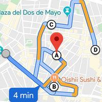 Google Maps hace más fácil añadir paradas en rutas desde los pines de negocios locales
