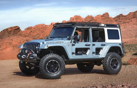 Jeep R Switchback Concept
