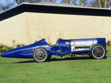 Sunbeam Bluebird Land Speed Record Car 2