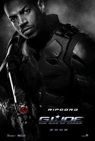 'G.I. Joe: Rise of Cobra', posters