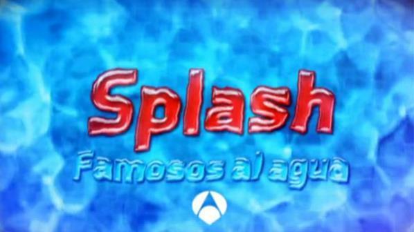 El logo de 'Splash! famosos al agua'