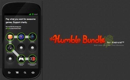 Humble Bundle llega a Android, paga lo que quieras y llévate hasta cuatro juegos