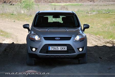 Ford Kuga 2.0 TDCi 4WD, prueba (parte 1)