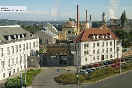 Historia de la cerveza pilsner urquell - fábrica