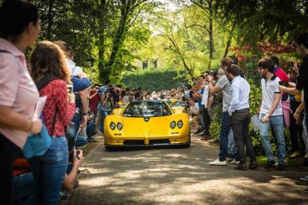 Cars and Coffee Pagani Zonda