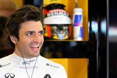 Renault busca recambio a Carlos Sainz por si Red Bull se lo lleva en 2019