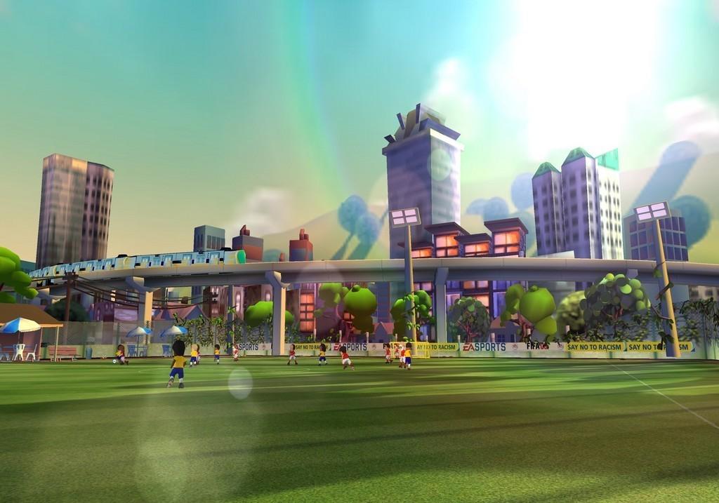 Foto de FIFA 09 Wii (1/4)