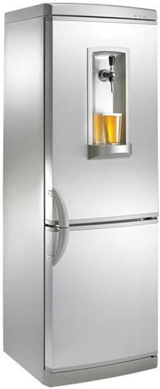 Asko HomePub, qué caña de frigorífico