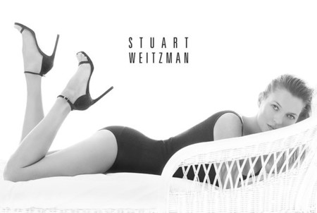 Kate Moss para Stuart Weitzman Verano 2014