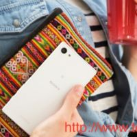 Se filtra una supuesta imagen promocional del nuevo Xperia Z5 Compact de Sony