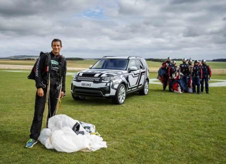Land Rover Plegado Asientos Remoto