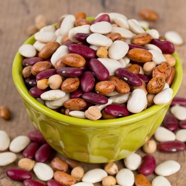 Las legumbres en la alimentación infantil: las judías
