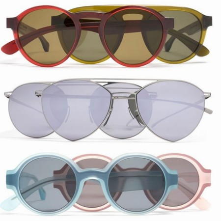 Mykita Y Maison Margiela Juntos En Una Coleccion Eyewear Imperdible