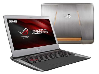 ASUS trae a México su portátil gamer ROG G752 con Intel Core i7, 16 GB de RAM y GPU GTX 1070