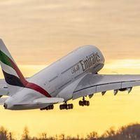 Emirates salva a al A380, el último gran avión