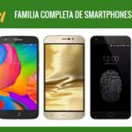 Así queda el catálogo de smartphones UMI tras la llegada del metálico UMI Touch