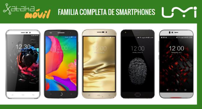 Catalogo Completo Smartphones Umi