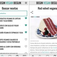 Ideas para el #LunesSinCarne en la app de Begin Vegan Begun