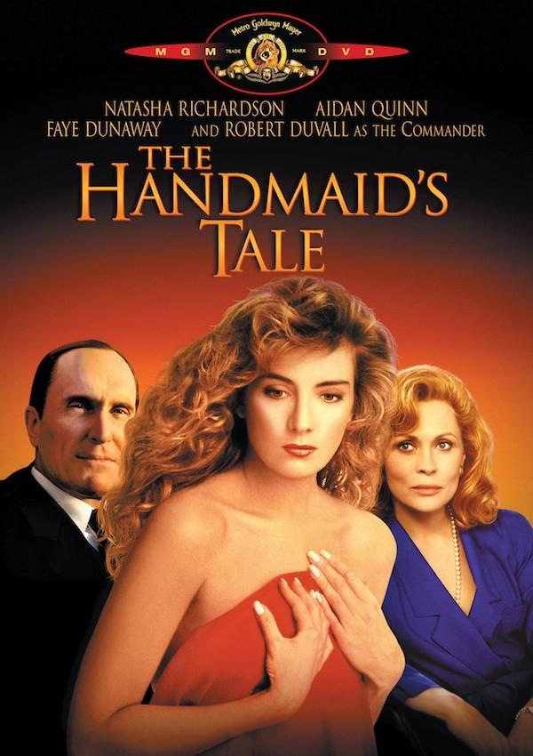 Handmaid Movie Cover