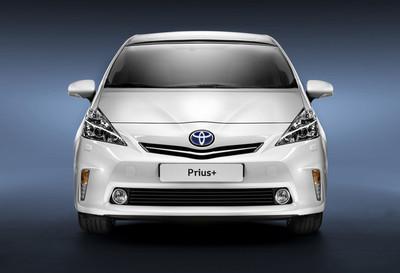 Toyota Prius+: saldrá en España desde 27.200 euros