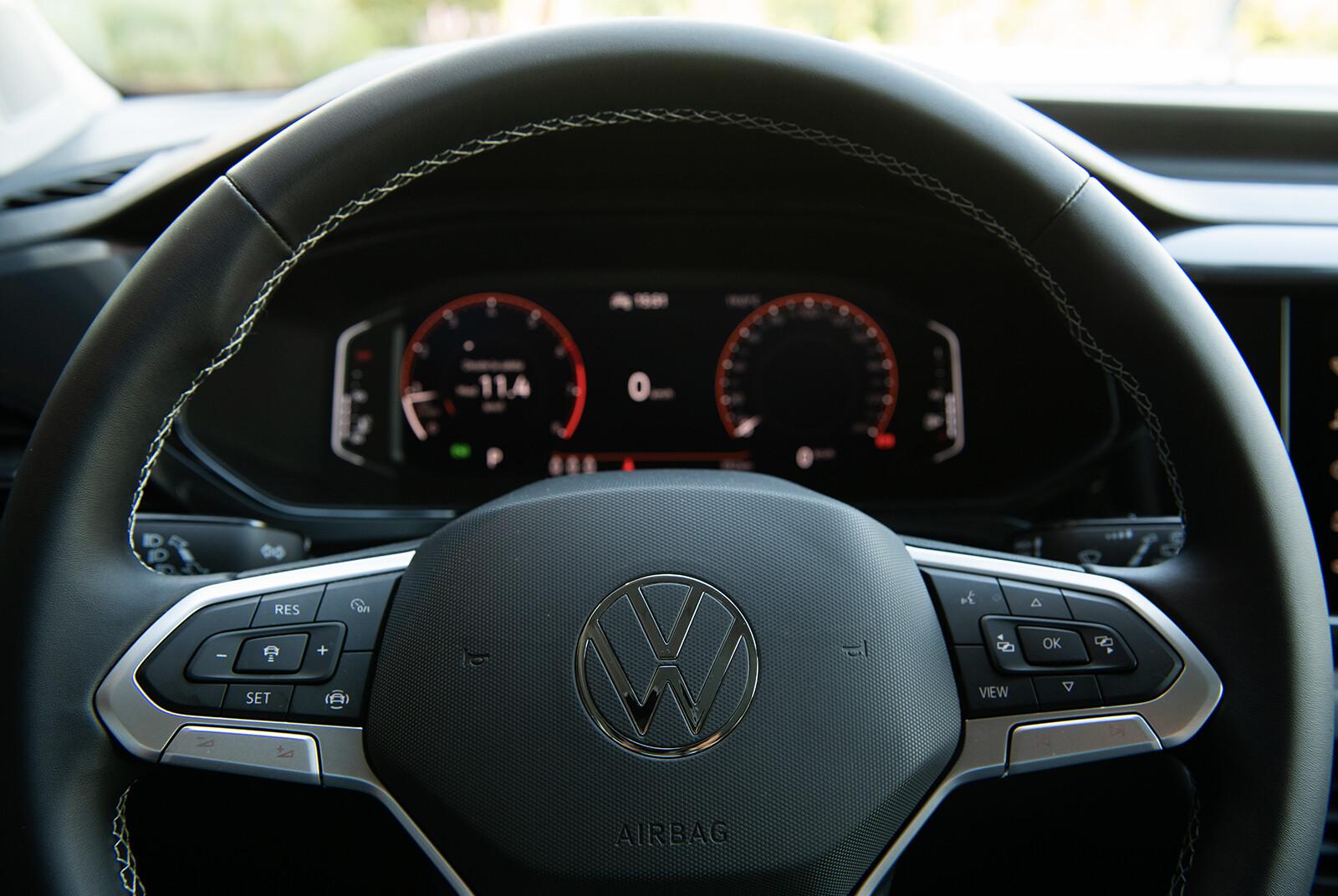 Foto de Volkswagen Taos (lanzamiento en México) (26/30)
