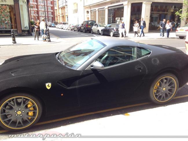 Ferrari 599 Terciopelo Edition
