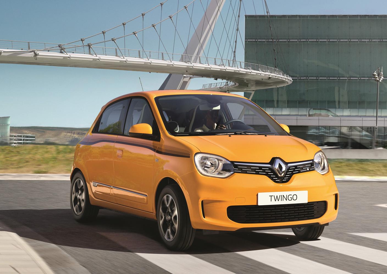 Foto de Renault Twingo 2019 (1/43)