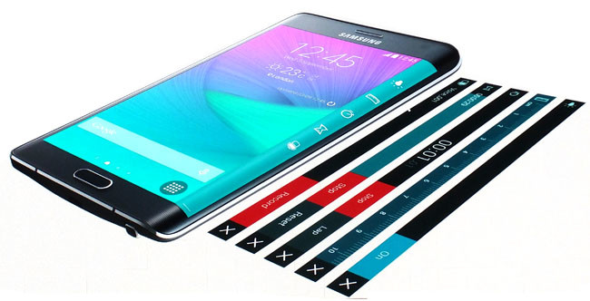 Samsung Galaxy Note Edge Screens1
