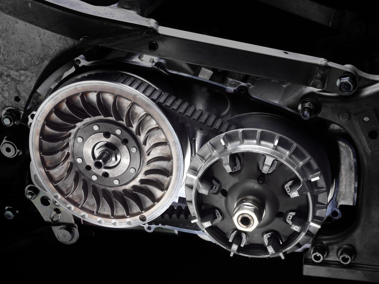 Foto de Yamaha T-Max 2012, detalles (23/32)