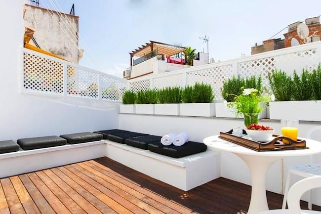 Studio Terrace Aspasios Sitges 7