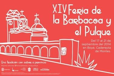 XIV Feria de la Barbacoa y el Pulque en Boyé Cadereyta, Querétaro