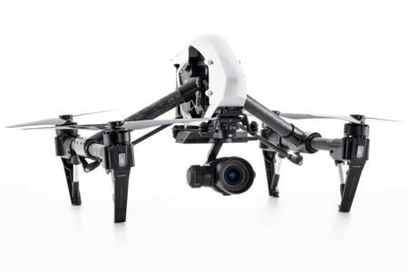 DJI Zenmuse X5/X5R, el nuevo drone de DJI con cámara Micro Cuatro Tercios y grabación 4K