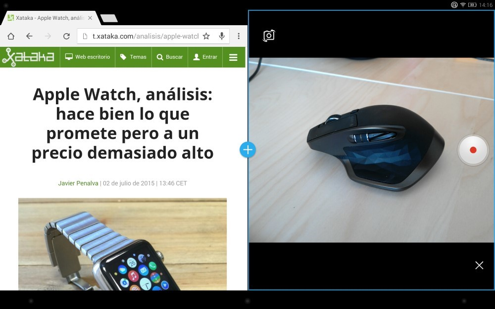 Foto de Capturas SO Lenovo Yoga Tablet 2 (10/12)