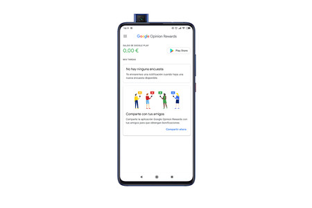 Google Opinion Rewards Androdi