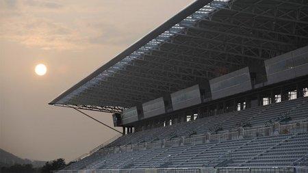 Se retrasa una vez más la construcción del circuito de Corea del Sur