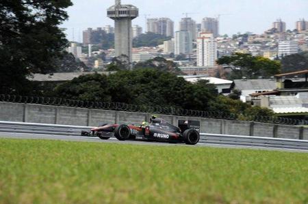 GP de Brasil de Fórmula 1: Hispana F1 Racing Team no consigue evitar la última fila de la parrilla