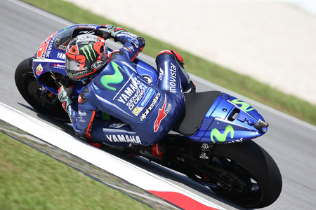 Maverick Vinales Yamaha Test 01