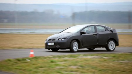 Nuevo Honda Civic, primeros datos e imágenes