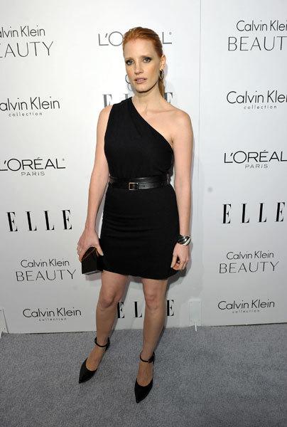 Foto de Gwyneth Paltrow, Hilary Swank, Diane Kruger de Calvin Klein en el Anual Elle Homenaje a las Mujeres en Hollywood (4/5)