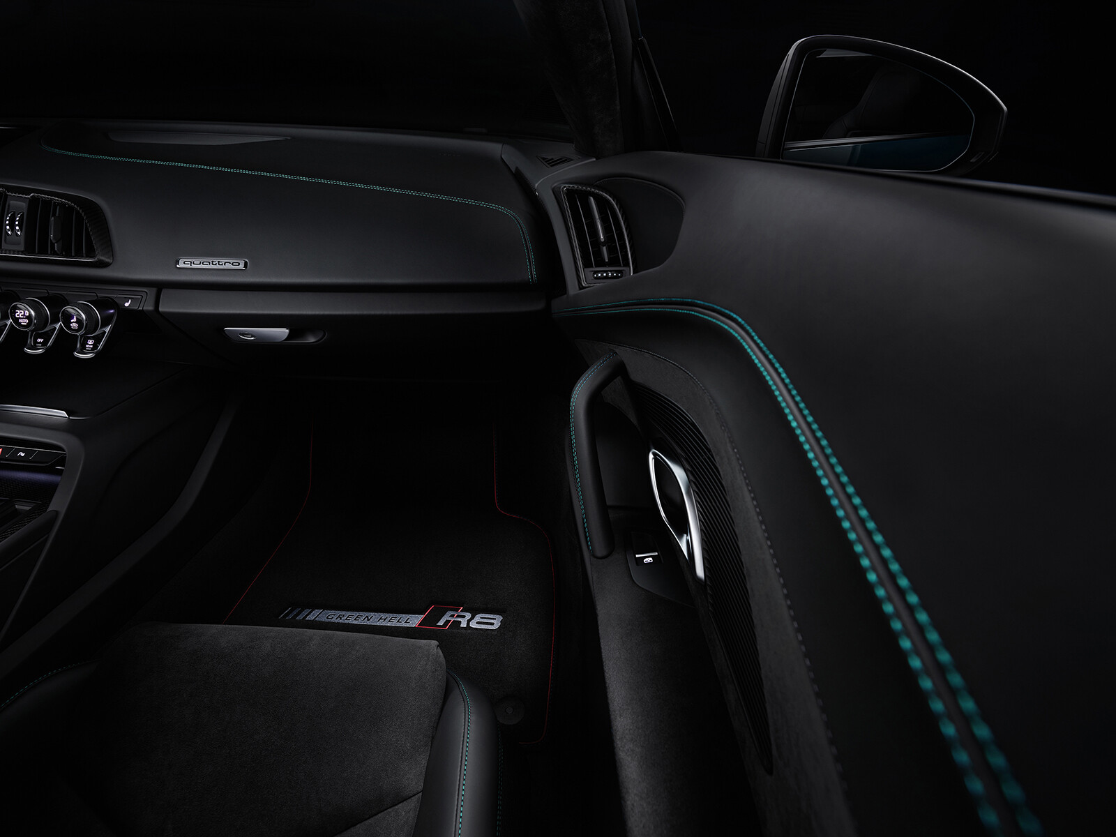 Foto de Audi R8 Green Hell (15/25)